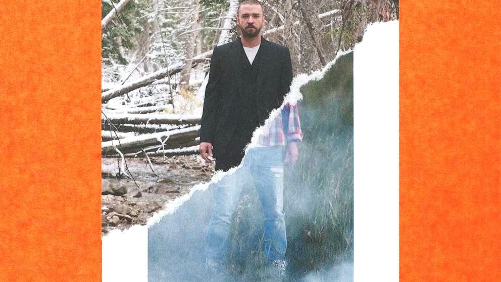 """Das Cover zu """"Man of the Woods"""" von Justin Timberlake"""