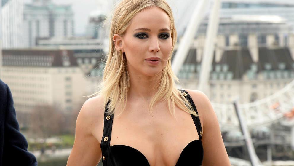 Jennifer Lawrence geht mit dem Nacktfoto-Skandal offensiv um