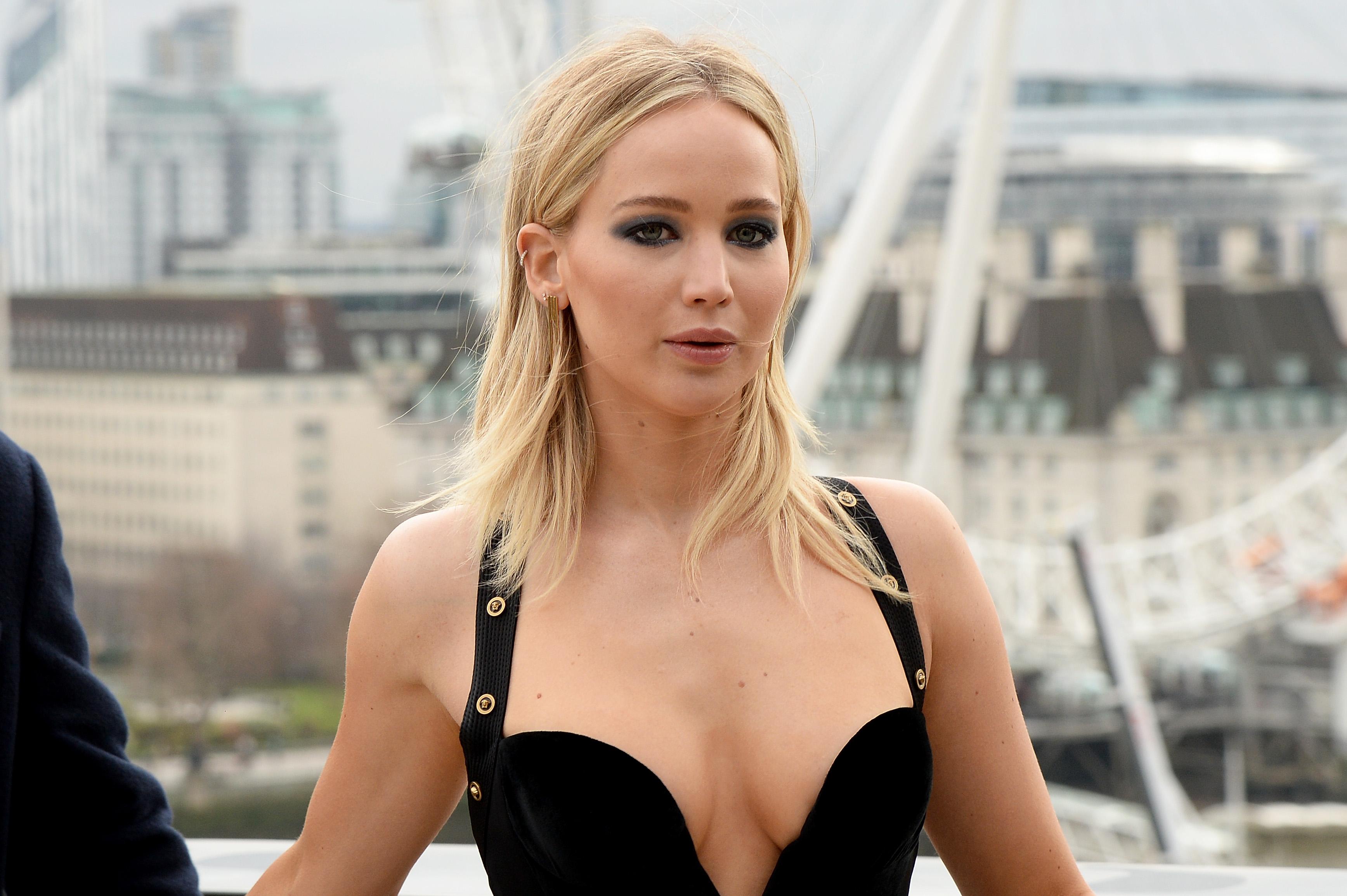 Jennifer lawrence nackt szene