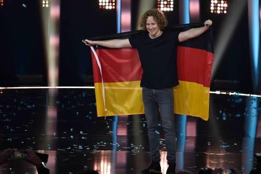 Michael Schulte vertritt Deutschland beim ESC in Lissabon
