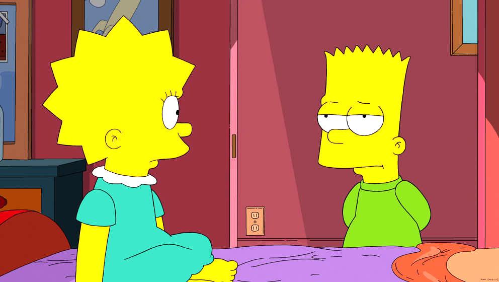 Ob Bart Lisa überzeugen könnte, einen Republikaner zu wählen?