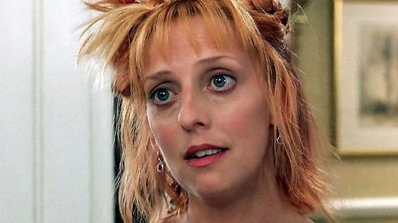 "Emma Chambers in ""Notting Hill"""