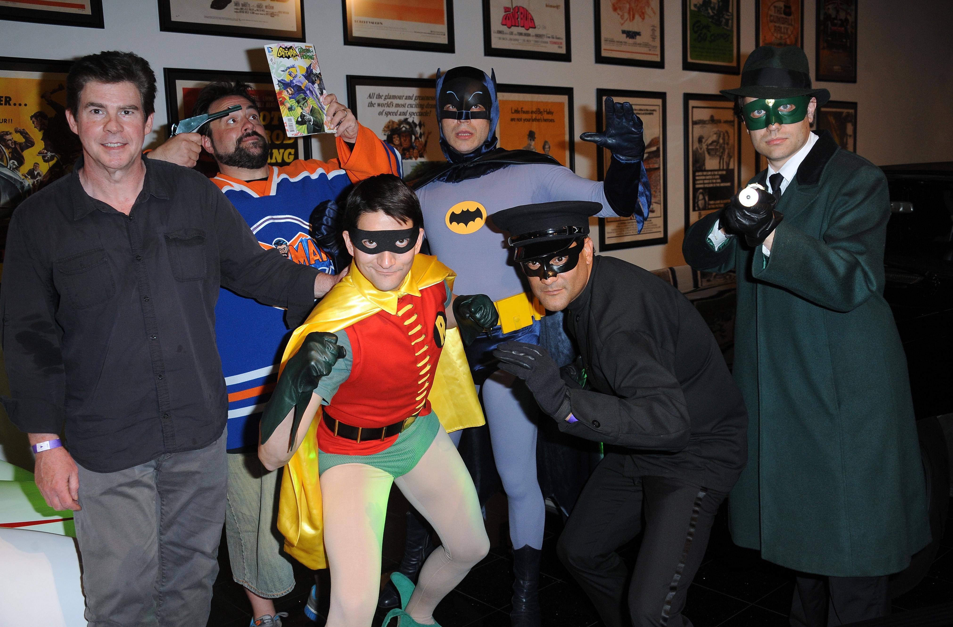 Kevin Smith ist ein Held für Die-Hard-Comicfans