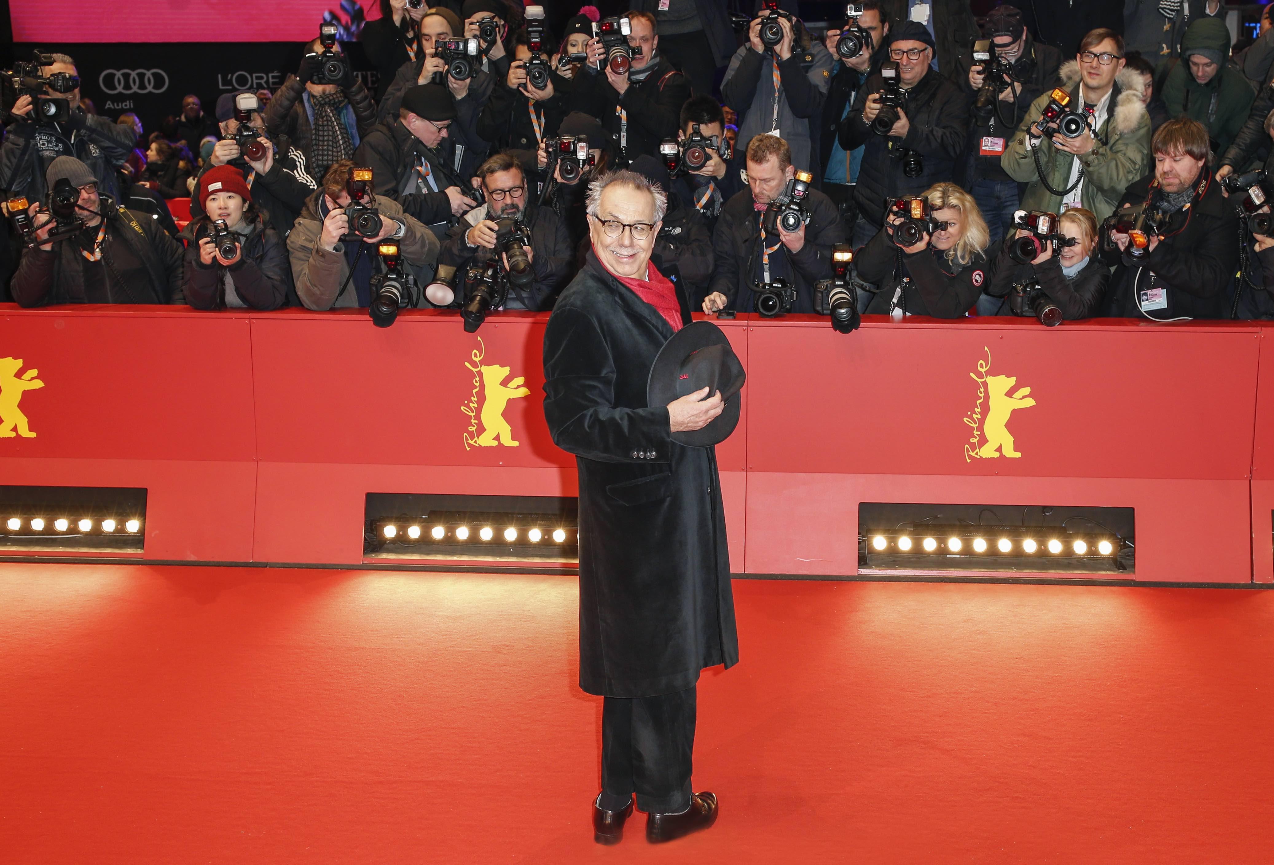 Nicht zu haben ohne Hut und (kruden) Humor: Berlinale-Chef Dieter Kosslick
