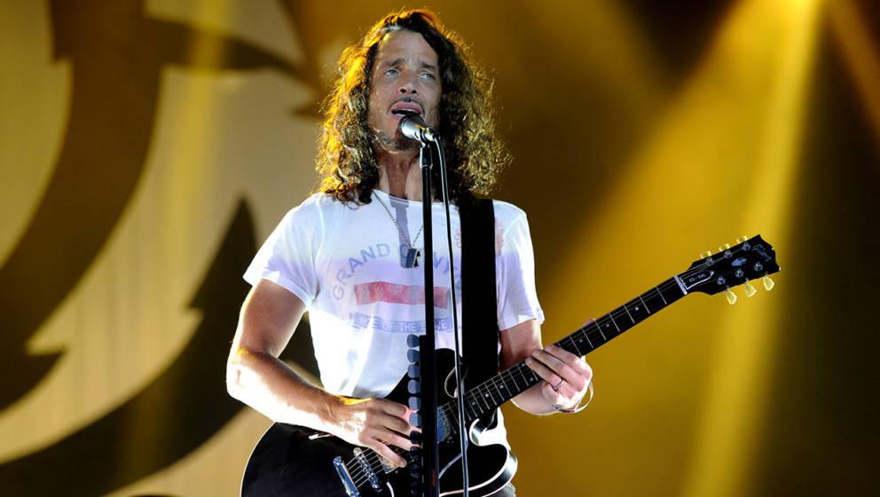 Chris Cornell: Neue Musik von ihm wurde posthum veröffentlicht