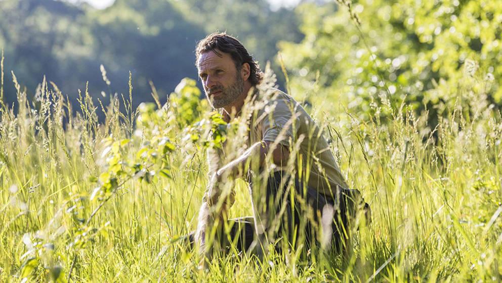 "Bleibt den Fans noch länger erhalten: Rick Grimes aus ""The Walking Dead"""