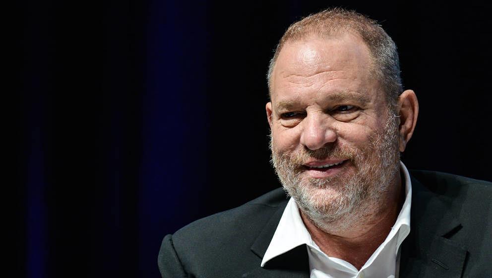 Harvey Weinstein soll schon sehr früh Frauen sexuell belästigt haben.