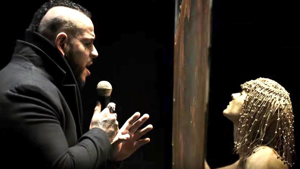 """Szene aus dem Video zu """"Zombie"""" von Bad Wolves"""