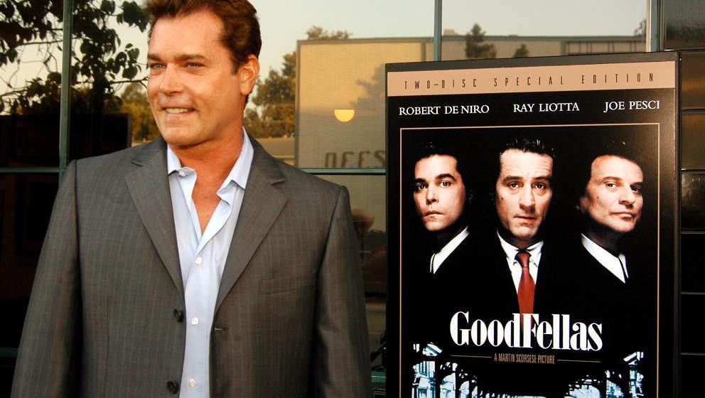"""Ray Liotta und sein bedeutendster Film: """"Good Fellas"""""""
