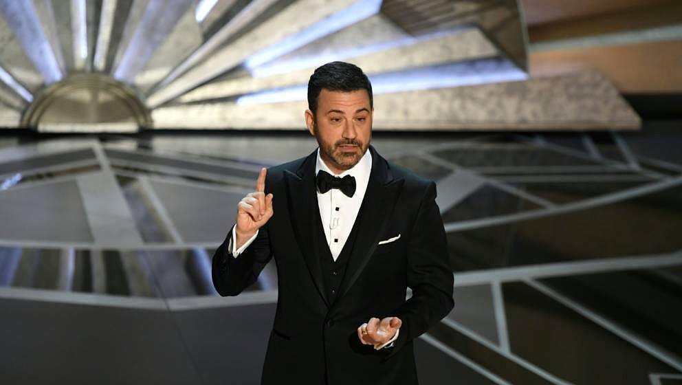 Jimmy Kimmel moderierte zum zweiten Mal die Oscars
