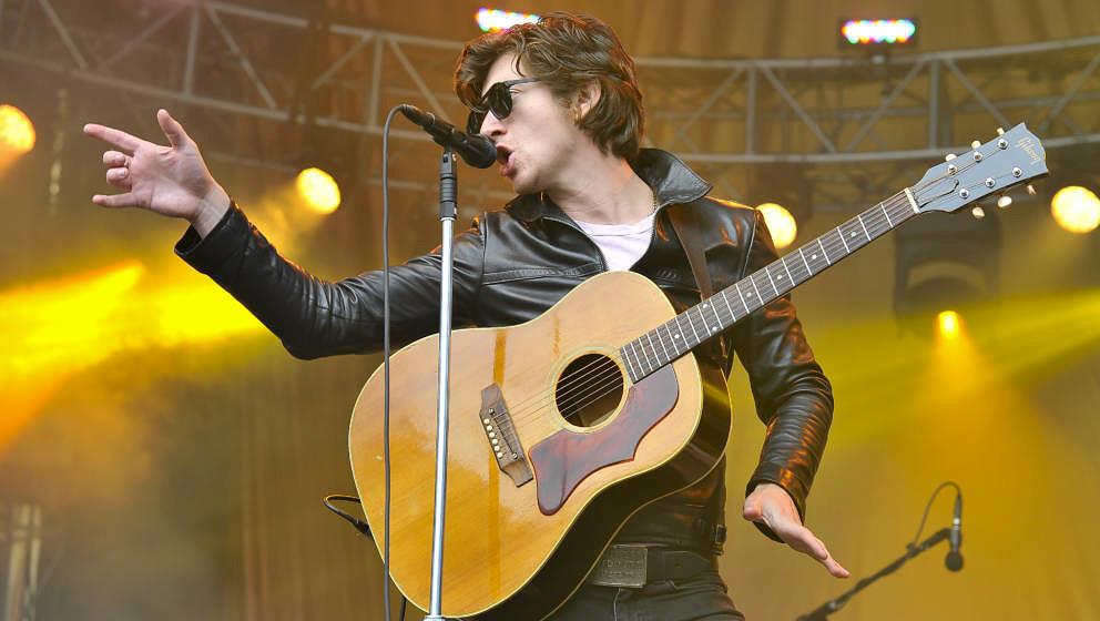 Alex Turner von den Arctic Monkeys