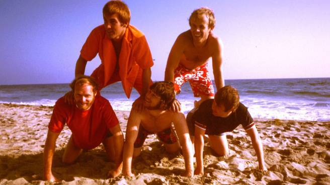 Spaß am Strand: Beach Boys 1967