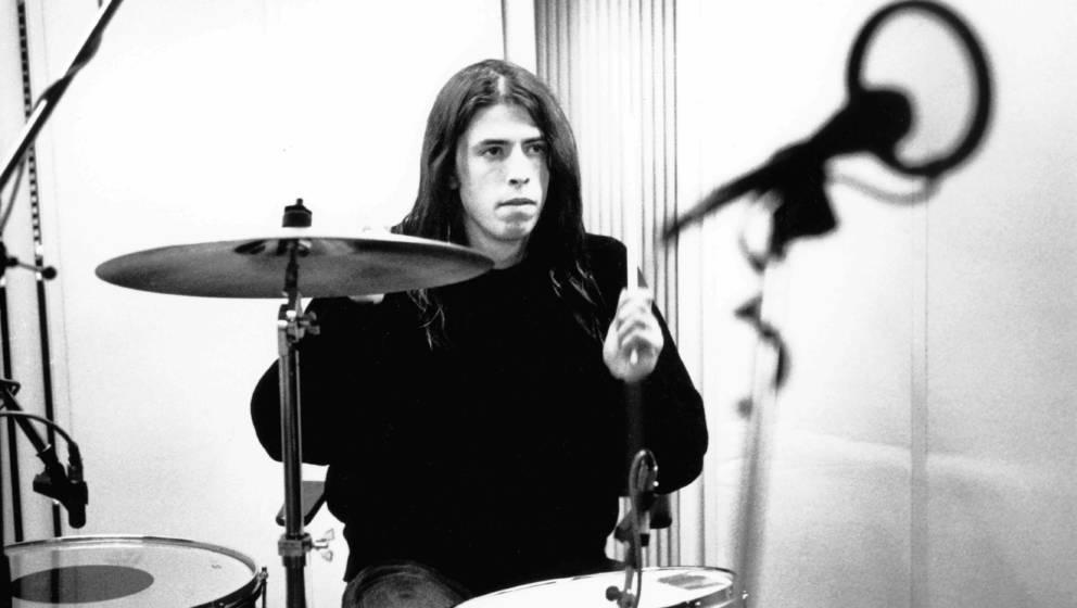 Dave Grohl zu Nirvana-Zeiten