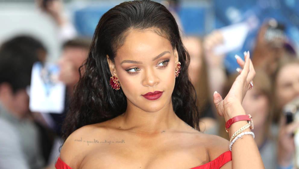 Rihanna will mit Snapchat erst mal nichts mehr zu tun haben