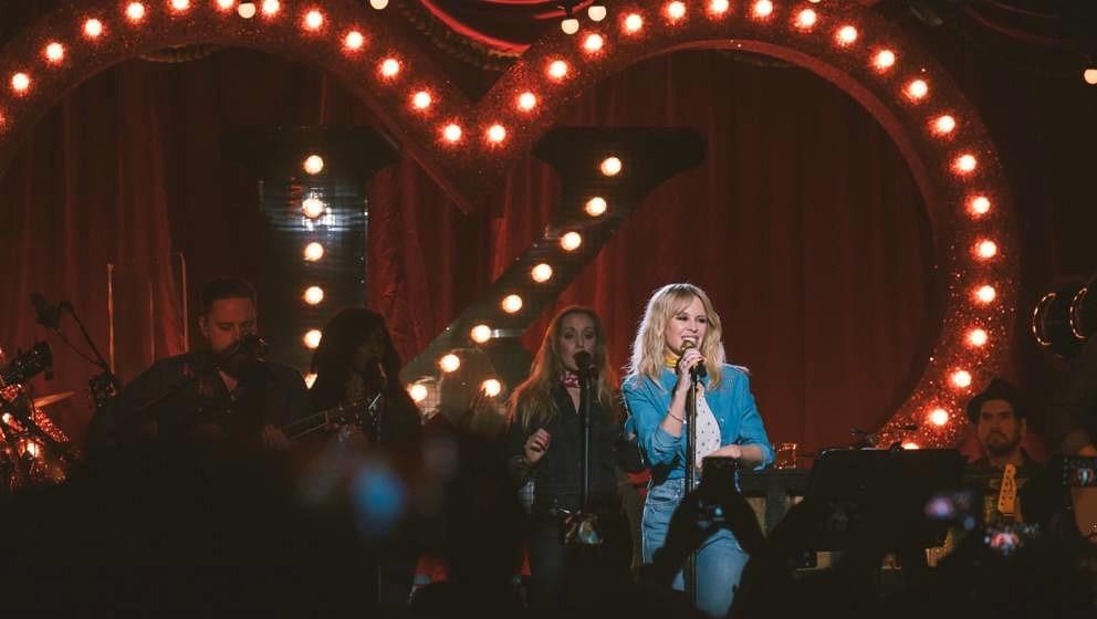Kylie Minogue, hier live in Barcelona. Fotos aus dem Berliner Berghain sind nicht erlaubt