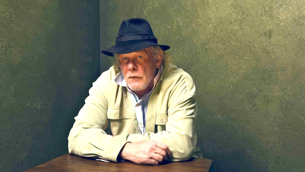 PARK CITY, UT - JANUARY 24:  Actor Nick Nolte from 'A Walk in the Woods' poses for a portrait at the Village at the Lift Pres