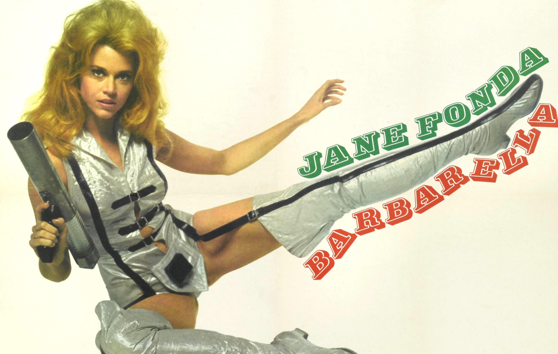 Jane fonda barbarella interview
