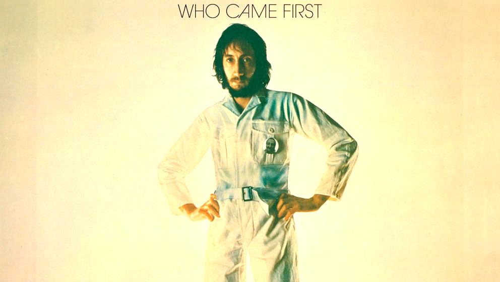 """Cover-Artwork für """"Who Came First"""" von Pete Townshend"""