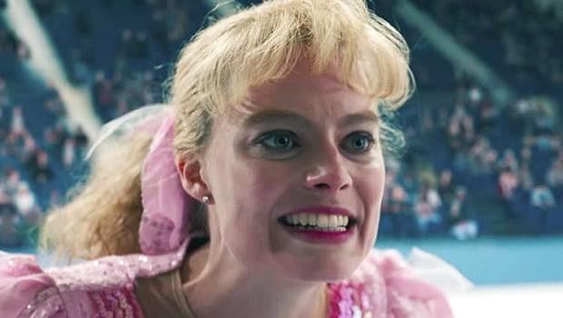 "Margot Robbie in ""I, Tonya"""