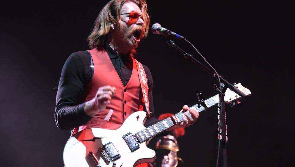 Jesse Hughes von Eagles Of Death Metal ist vernarrt in Waffen