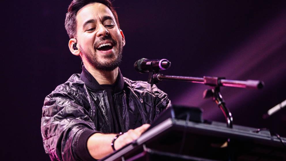 Mike Shinoda versucht es ohne Linkin Park