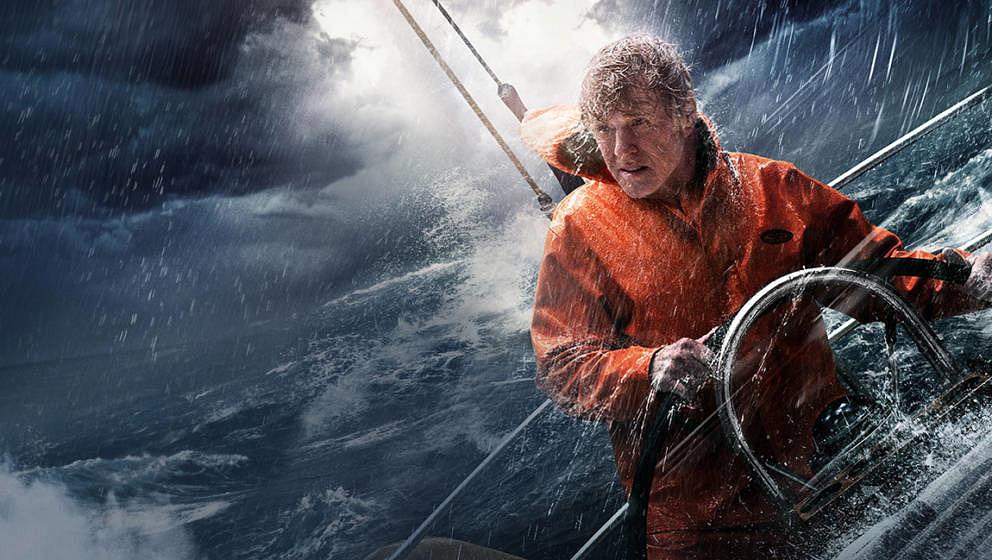 """""""All Is Lost"""" mit Robert Redford - läuft in 3sat am Karfreitag"""