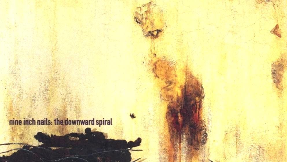 "Nine Inch Nails: Cover-Artwork von ""The Downward Spiral"""