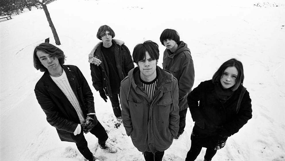 Eine dieser Bands, über die Menschen über 40 bei Facebook diskutieren: Slowdive