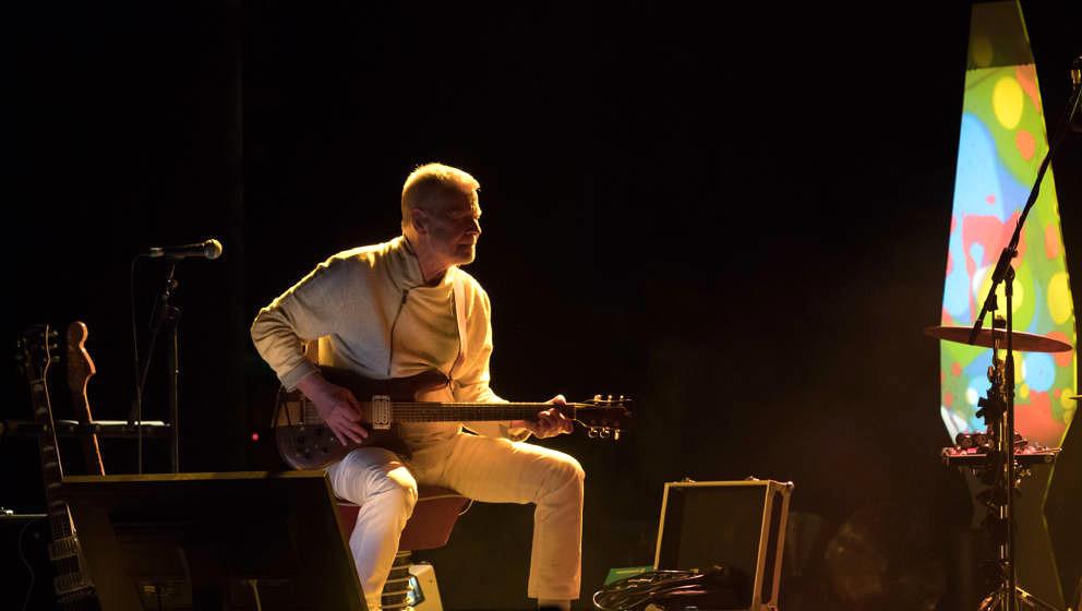 Achim Reichel live mit A.R. & Machines in Berlin