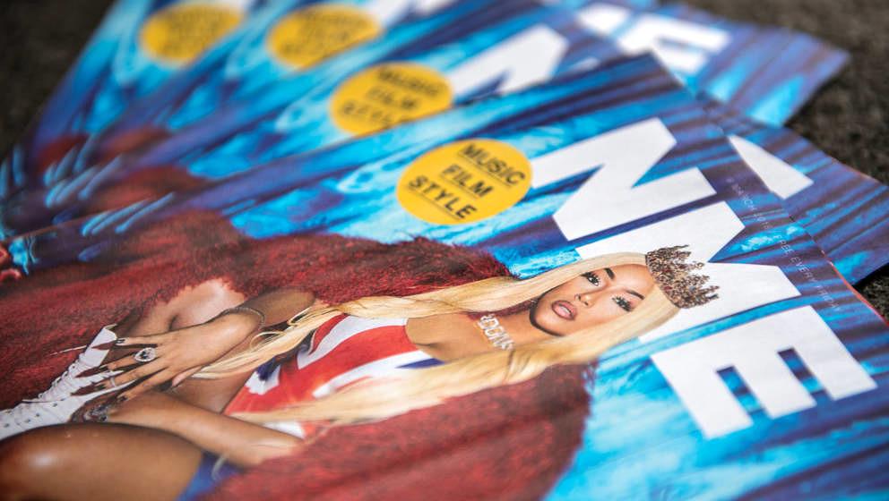 """Die letzte Printausgabe des """"NME"""""""