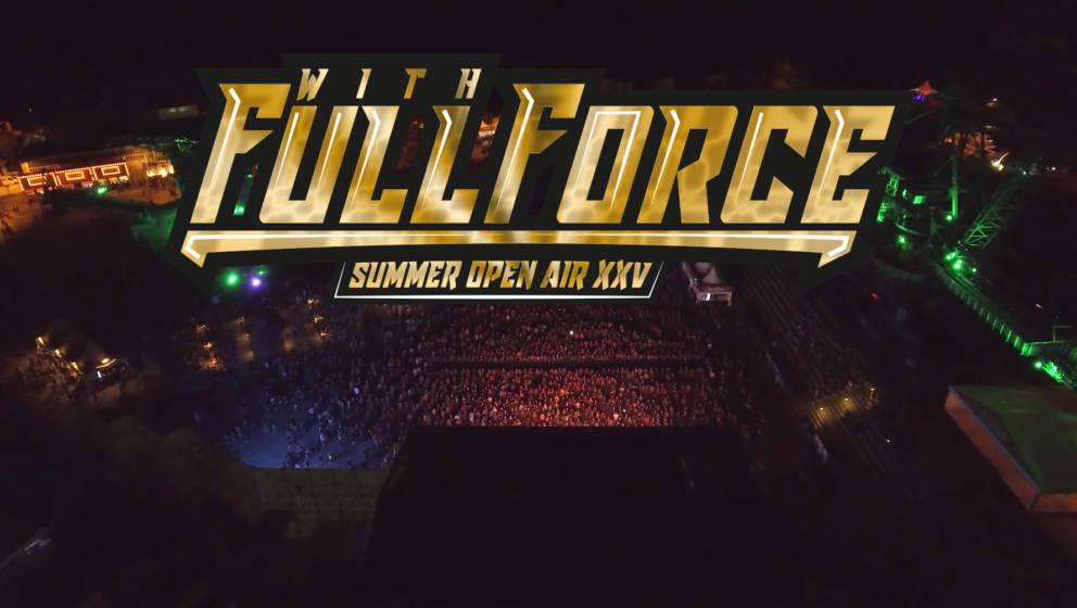 Das With Full Force 2018 findet vom 14. bis zum 16. Juni 2018 statt