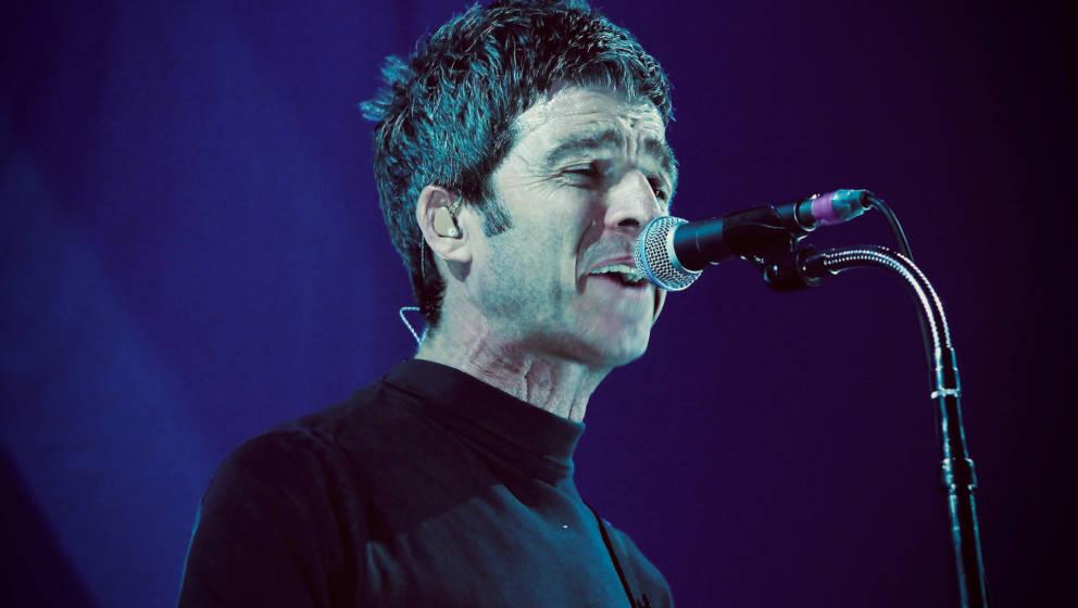 """Noel Gallagher's High Flying Birds veröffentlichen ein """"Greatest Hits""""-Album."""
