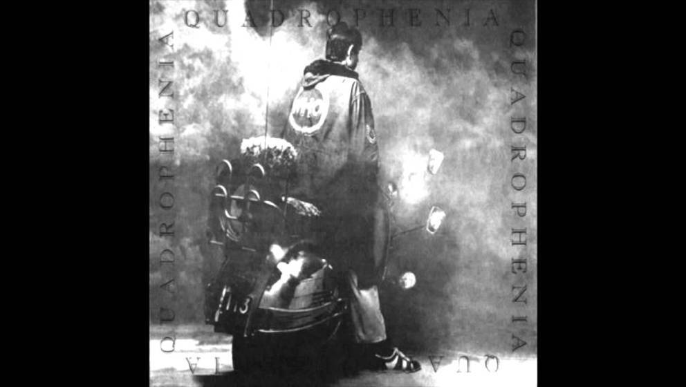 "Cover-Artwork von ""Quadrophenia"""