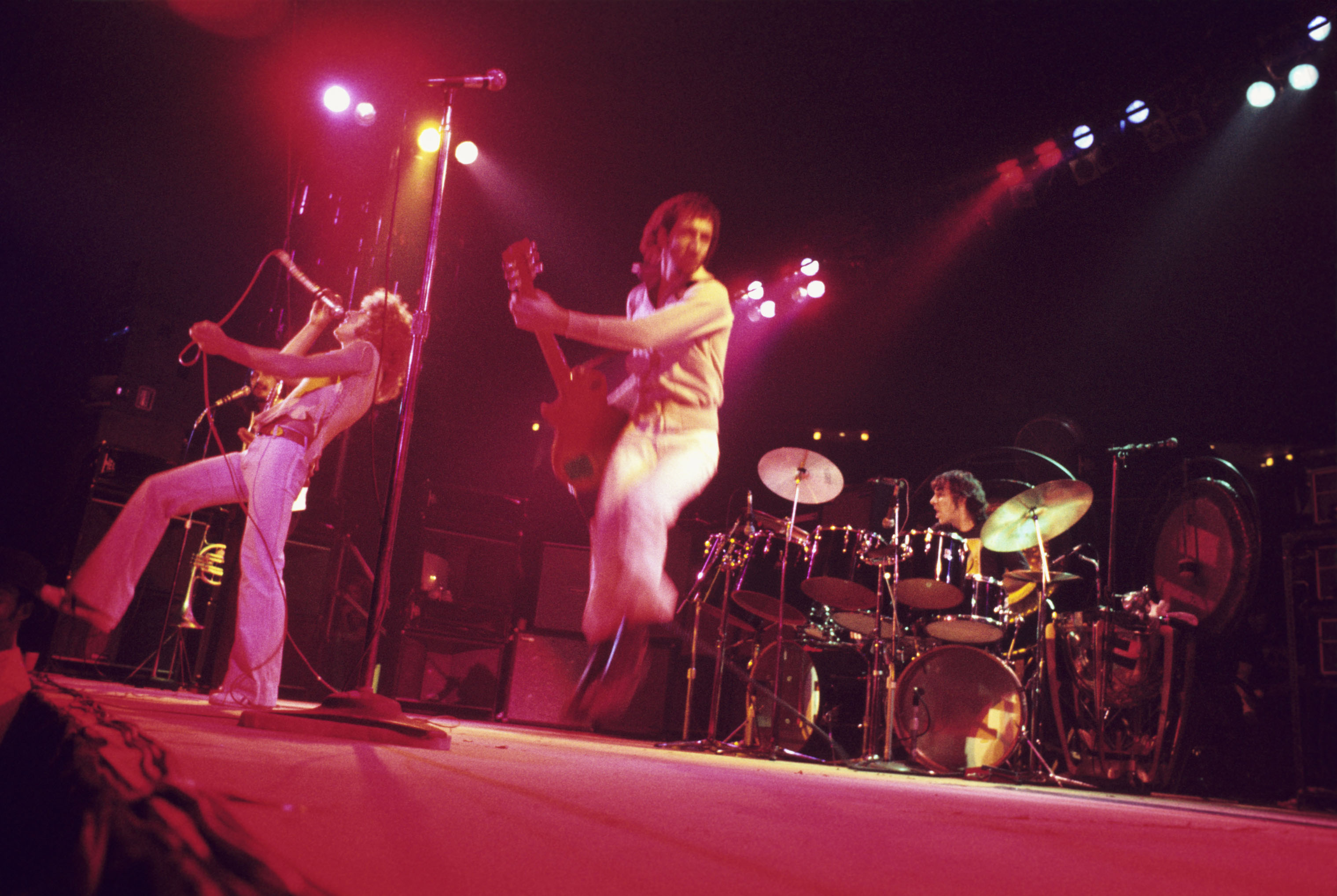 The Who live 1973