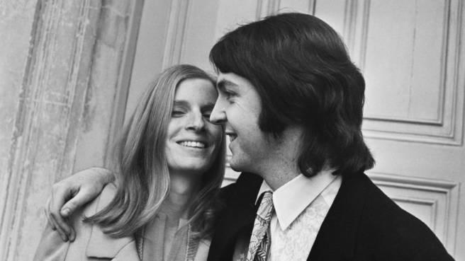 Paul McCartney und Linda McCartney führten eine skandalfreie Vorbildehe