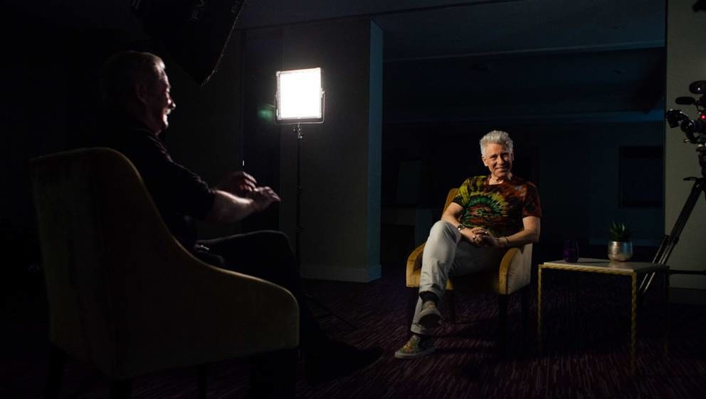 Adam Clayton im Interview