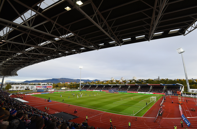 Islands Nationalstadion Laugardalsvollur