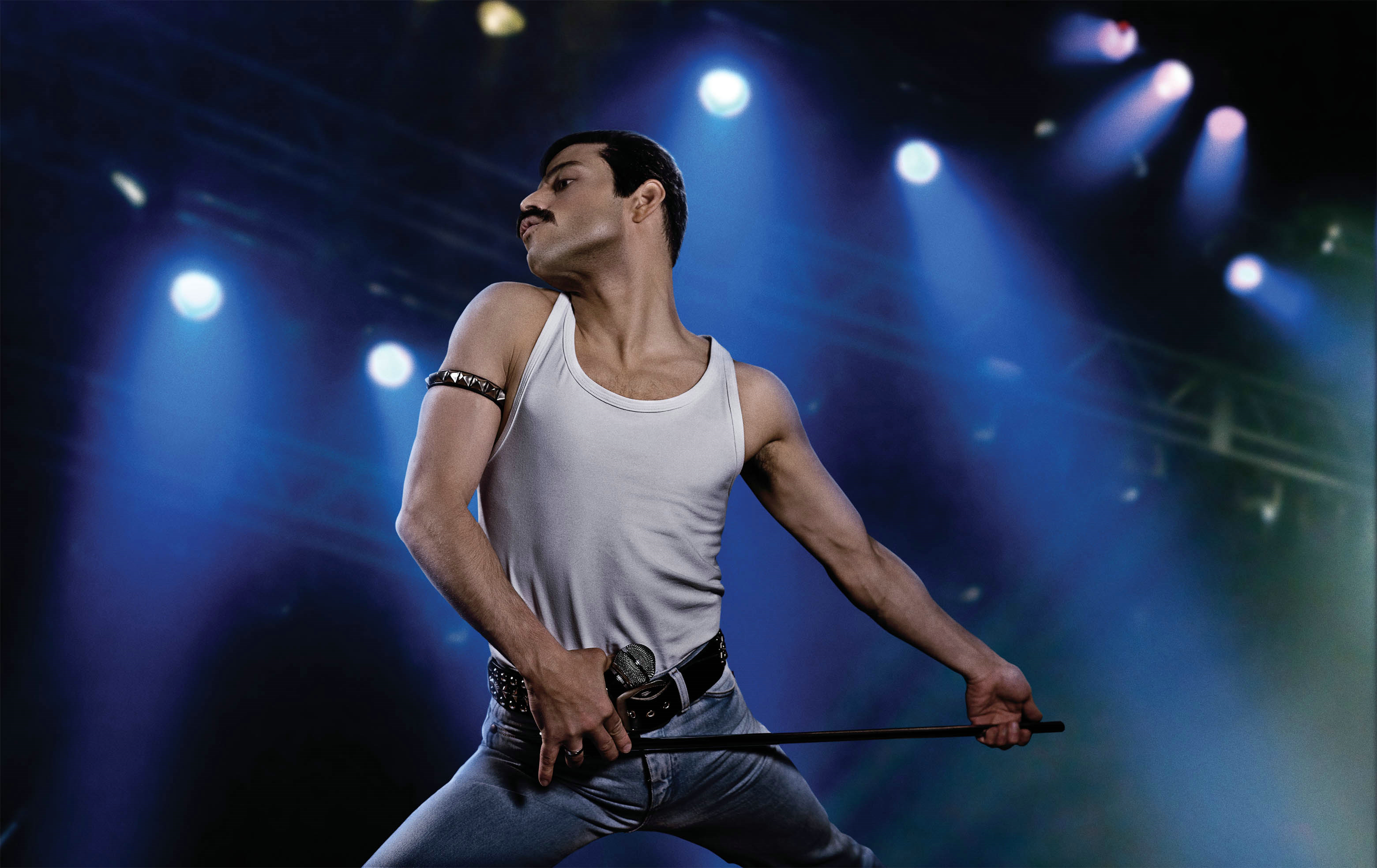 "Rami Malek als Freddie Mercury - zu ""Another One Bites The Dust""-Zeiten"