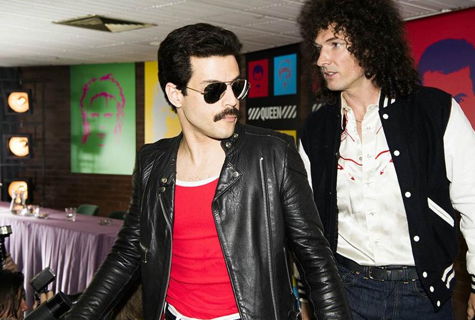 Queen Biopic Bohemian Rhapsody Malek Kann Mercury