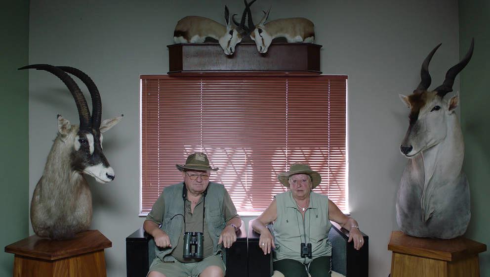 """""""Safari"""", der neuste Dokumentarfilm von Ulrich Seidl, zeigt Jäger und Sammler bei der Arbeit. Der Regisseur interessiert sich bevorzugt auch für soziale Randzonen, die vom linksliberalen Bürgertum gerne hinweggewünscht würden"""