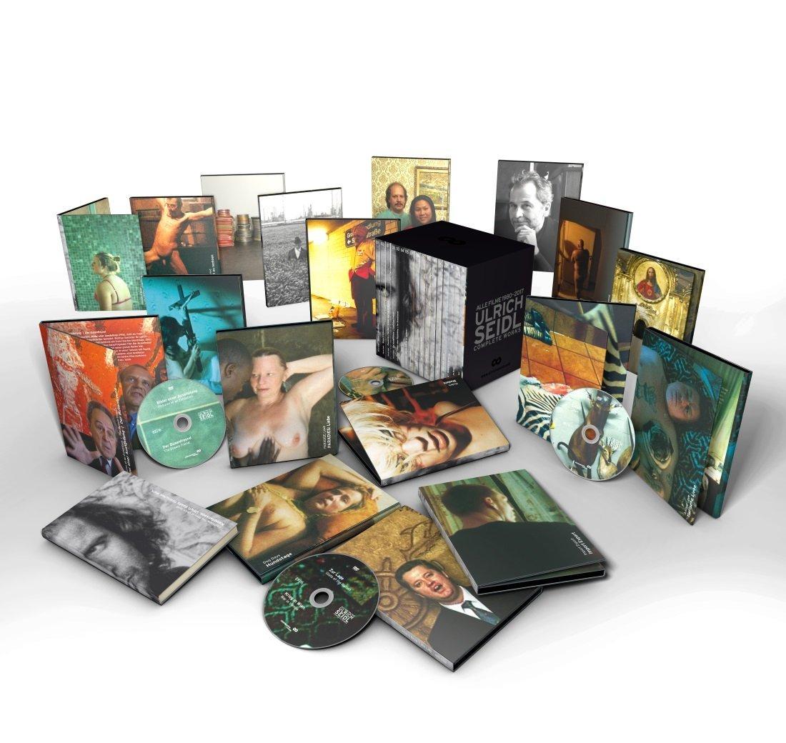 Ulrich Seidl: Alle Filme 1980 - 2017: Complete Works [18 DVDs]