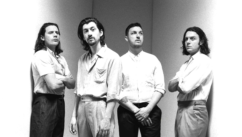 Am 11. Mai erscheint das neue Album der Arctic Monkeys