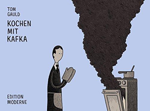 """""""Kochen mit Kafka"""" von Tom Gauld"""