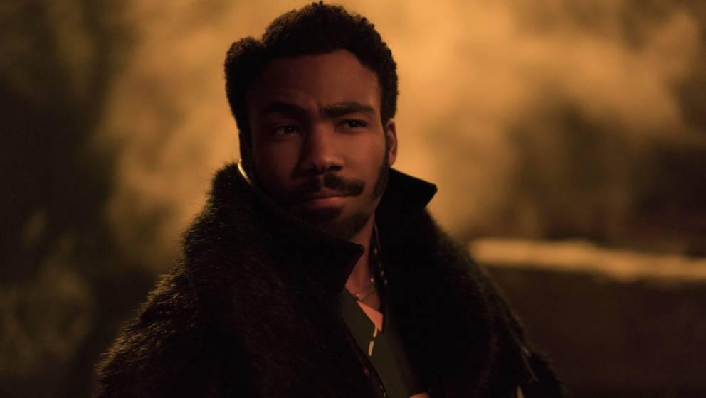 Donald Glover als Lando Calrissian