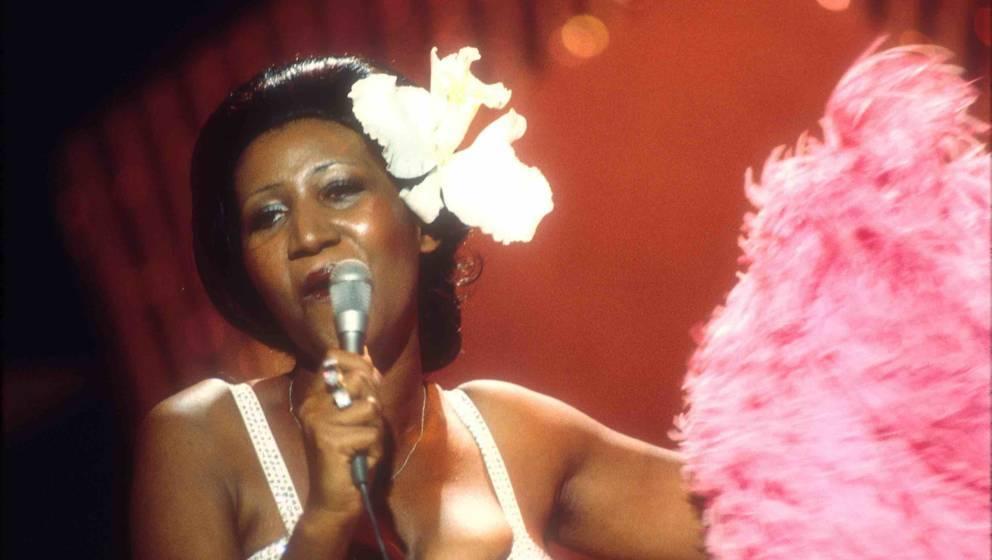 Aretha Franklin (Photo by Jeffrey Mayer/WireImage)