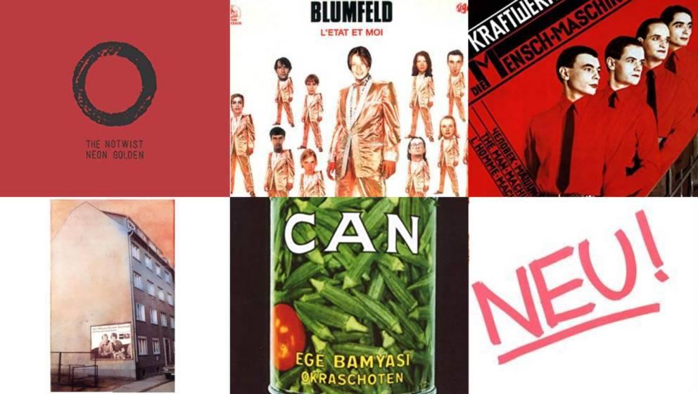 Kraftwerk, Blumfeld, Can, Neu!: Wer hat das beste deutsche Album aller Zeiten herausgebracht?