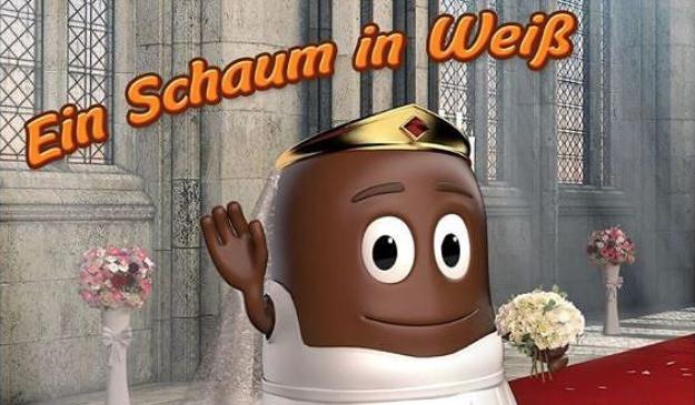 """""""Ein Schaum in Weiß""""? Eher ein tiefschwarzer Albtraum für Dickmann's"""