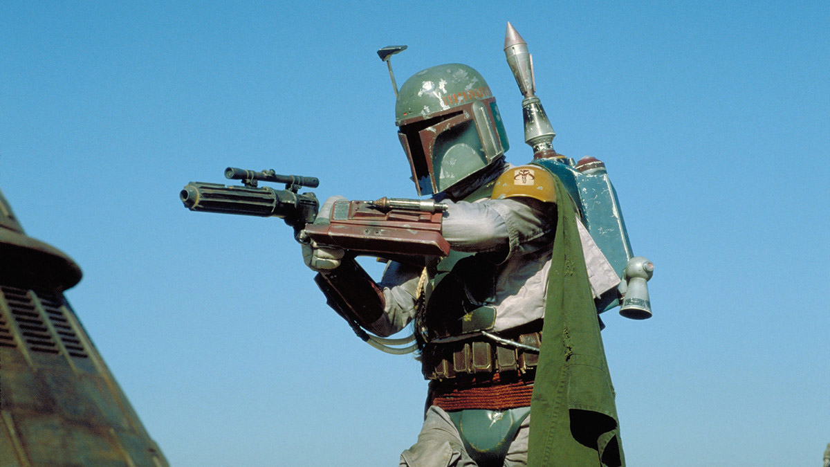 """Boba Fett in """"Star Wars: Episode VI - Die Rückkehr der Jedi-Ritter"""""""