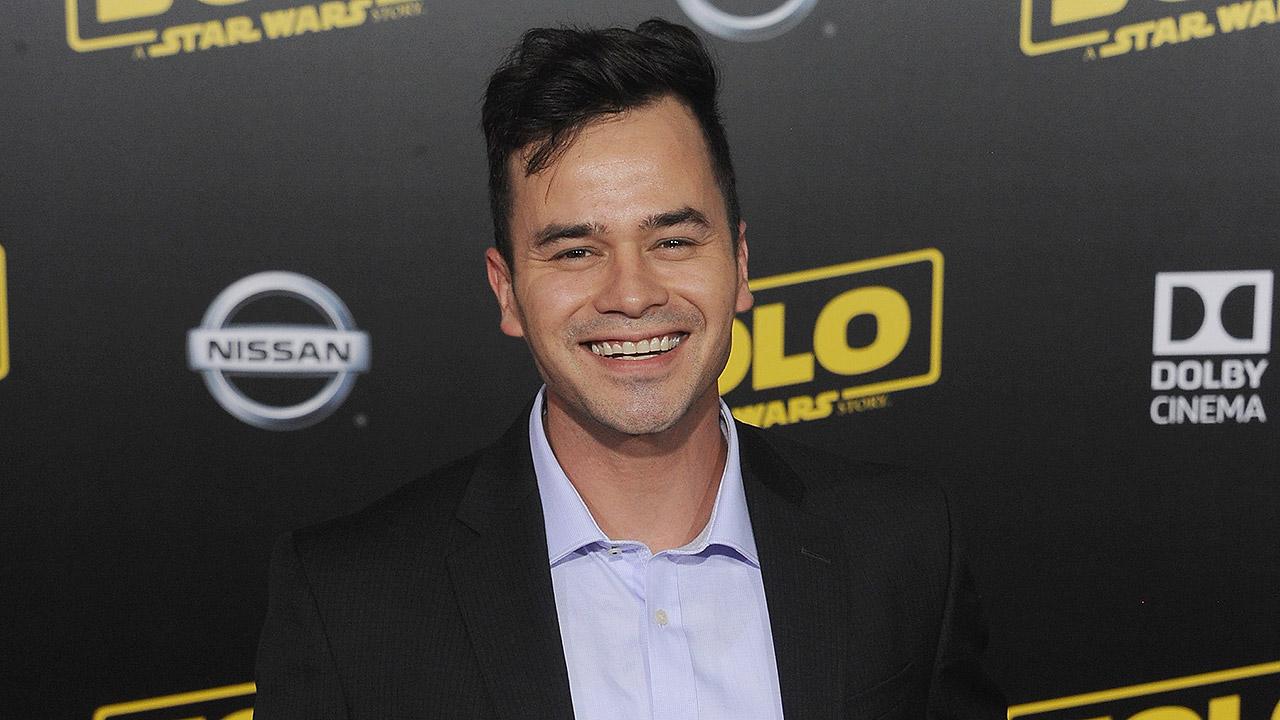 """Daniel Logan bei der Premiere von """"Solo: A Star Wars Story"""""""