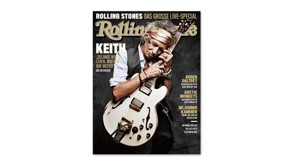 Bildergebnis für fotos von der juni ausgabe 2018 des musikmagazins rolling stone